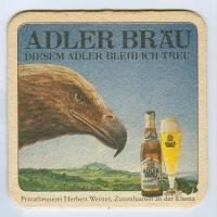 Adler posavasos Página A
