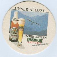 Aktien Brauerei posavasos Página A