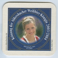 Aldersbacher posavasos Página A