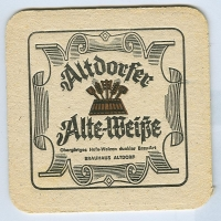 Altdorfer posavasos Página A