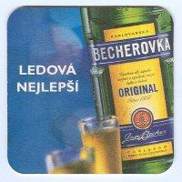 Becherovka posavasos Página A