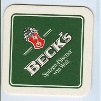 Beck's posavasos Página A