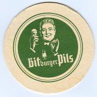 Bitburger posavasos Página A
