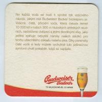 Budweiser posavasos Página B