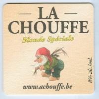 Chouffe posavasos Página B