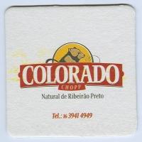 Colorado posavasos Página A