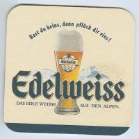 Edelweiss posavasos Página A
