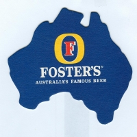 Foster's posavasos Página A