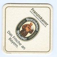 Franziskaner posavasos Página B