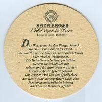 Heidelberger posavasos Página B