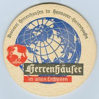 Herrenhausen posavasos Página A