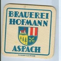 Hofmann posavasos Página A