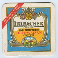 Irlbacher posavasos Página A