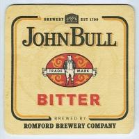 John Bull posavasos Página A