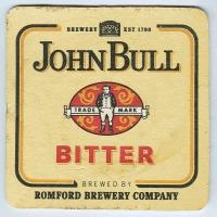 John Bull posavasos Página B