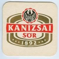 Kanizsai posavasos Página A