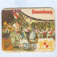 Kronenbourg posavasos Página A
