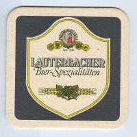 Lauterbacher posavasos Página A