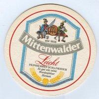 Mittenwalder posavasos Página A