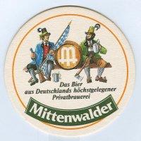 Mittenwalder posavasos Página B