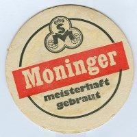 Moninger posavasos Página A