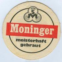 Moninger posavasos Página B