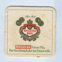 Riegeler posavasos Página A