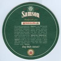 Samson posavasos Página B