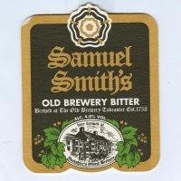 Samuel Smith's posavasos Página A