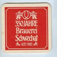 Schwechater posavasos Página A