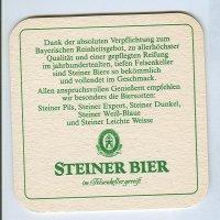 Steiner posavasos Página B