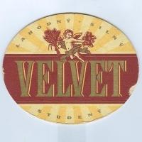 Velvet posavasos Página A