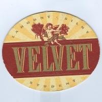 Velvet posavasos Página B