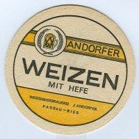 Weizen Andorfer posavasos Página A