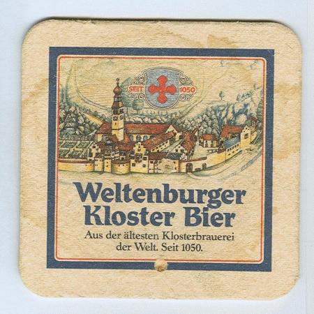 Weltenburger posavasos Página A