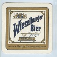 Wieselburger posavasos Página A